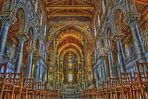 Duomo di Monreale: interno